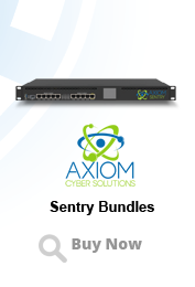 Axiom Ransonware/DDoS Sentinel Appliance Bundle