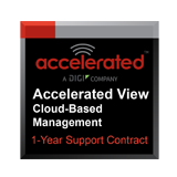 Accelerated View™ Cloud Based Management for 1 Year