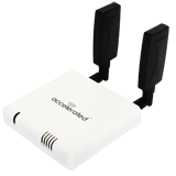 Accelerated 6300-CX LTE Router: LTE / HSPA+ / EV-DO; Native Carrier: AT&T and T-Mobile, US Power Supply