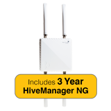 Aerohive HiveAP 1130 Outdoor 802.11ac Access Point Bundle with 3 Years HiveManager NG Subscription & Outdoor Antenna Kit