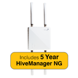 Aerohive HiveAP 1130 Outdoor 802.11ac Access Point Bundle with 5 Years HiveManager NG Subscription & Outdoor Antenna Kit