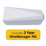 Aerohive HiveAP 122 Access Point, Indoor 2 radio 2x2:2 802.11a/b/g/n/ac with 3 Year HiveManager NG Subscription