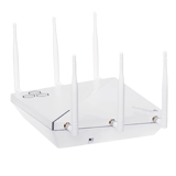 Aerohive AP245X Indoor plenum rated Access Point, 2 radio 3x3:3 802.11a/b/g/n/ac, MU-MIMO, external antennas, 2 10/100/1000