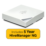 Aerohive HiveAP 330 Access Point Bundle, Indoor, Dual Radio, 3x3:3, 802.11a/b/g/n  & 5 Years HiveManager NG Subscription
