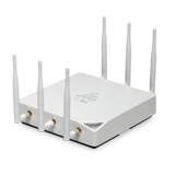Aerohive HiveAP 350 AP, Industrial Rated, Dual Radio, 3x3:3 Antennas, 802.11a/b/g/n, 2x GbE, & Indoor Antenna. No Power Supply