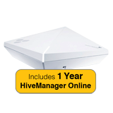 Aerohive HiveAP 370 Access Point Bundle - AP370 Indoor, Dual Radio AP with 1 Year HiveManager Online, No Power Supply/Inj.