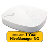 Aerohive AP630 Indoor Plenum Rated Access Point & 1 Year HiveManager NG Subscription