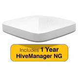 Aerohive AP650 Indoor Access Point & 1 Year HiveManager NG Subscription