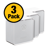 Aerohive ATOM AP30 Access Point 3 Pack - Dual Radio 802.11ac/n. Includes HiveManager Connect and HiveCare Community