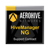 Aerohive HiveManager NG Cloud Services for one (1) Aerohive AP or Switch- 1 Year