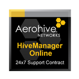 Aerohive HiveManager Online Express / Enterprise for (1) HiveAP AP230 Indoor Access Point, Includes 24x7 Phone Support, 3 Years