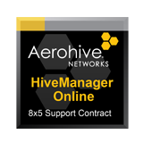 Aerohive Networks HiveManager Online for one AP330 / AP350 - 1 Year - Includes 8x5 Phone Support