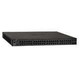 Aerohive SR2148P, 52 Port Gigabit Ethernet Switch with 10G uplinks, 48xRJ45 779W 48p PoE+, 4xSFP+