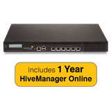 Aerohive VG-1U High Capacity VPN Gateway Bundle with 1 Year HiveManager Classic Online Subscription