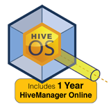 Aerohive VG-VA VPN Gateway Virtual Appliance Bundle with 1 Year HiveManager Classic Online Subscription