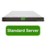 AlienVault USM Standard Server, Hardware Appliance with 1 Year Support