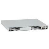 Arista Networks 7050T 1/10GbE Data Center Switch, 32x RJ45(1/10GBASE-T) & 4x SFP+, Front-to-Rear Airflow, 2x AC PSU