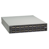 Arista Networks 7260X 64-Port Ethernet Switch, 64x100GbE QSFP & 2xSFP+ switch, front-to-rear air, 2xAC, 2xC19-C20 cords
