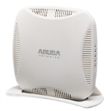 Aruba Networks RAP-108 Remote Access Point, 802.11a/b/g/n, 2x2:2 Dual Radio, Antenna Connectors