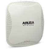 Aruba Networks Wireless AP-114 Access Point, 802.11n, 3x3:3 Dual Radio, 450Mbp per radio, Antenna Connectors