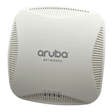 Aruba Networks Instant 204 Wireless Access Point, 802.11 n/ac, 2x2:2 Dual Radio, up to 867Mbps , Antenna Connectors