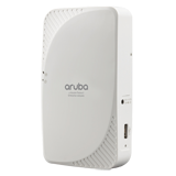 HP Aruba AP-205H Wireless Access Point - Hospitality, 802.11ac, 2x2:2, Dual Radio, Integrated Antennas