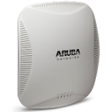 Aruba Networks AP-224 Wireless Access Point, 802.11 n/ac, 3x3:3 Dual Radio, 450Mbp per radio, Antenna Connectors