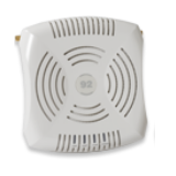 Aruba Networks AP-92 Wireless Access Point, 802.11a/b/g/n, Dual-Band, Single Radio, 150Mbps data rate, Antenna Connectors