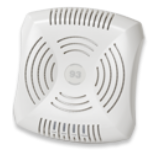Aruba Networks AP-93 Wireless Access Point, 802.11a/b/g/n, Dual-Band, Single Radio, Integrated Antenna