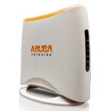 Aruba Networks RAP-3WN Remote Access Point, 802.11 b/g/n, 2x2:2 Single Radio, 2x 10/100BaseT, USB