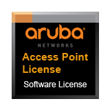 HP Aruba Capacity License for 1 Access Point on a Mobility Controller