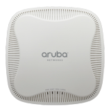 Aruba Networks Instant 103 Wireless Access Point, 802.11a/b/g/n, 2x2:2 Dual Radio, 300Mbps per radio, Antenna Connectors