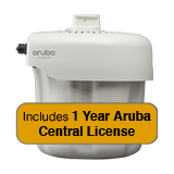 Aruba Networks Instant 275 Wireless Outdoor Access Point Bundle , 802.11ac, 3x3:3 Dual Radio with 1 Year Aruba Central License