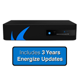 Barracuda Networks Backup Server 190a Bundle for Backups up to 500GB, Includes 3 Years Energize Updates