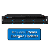 Barracuda Networks Backup Server 895a for Backups up to 16TB - Includes Energize Updates for 3 Years