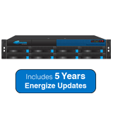 Barracuda Networks Backup Server 990a Bundle for Backups up to 24TB - Includes Energize Updates 5 Years