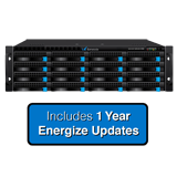 Barracuda Networks Backup Server 990a Bundle for Backups up to 24TB - Includes Energize Updates 1 Year