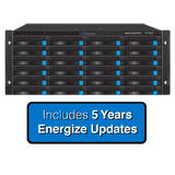 Barracuda Networks Backup Server 995a for Backups up to 40TB - Includes Energize Updates 5 Years
