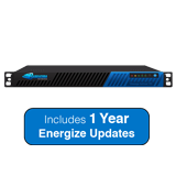 Barracuda Message Archiver 150 Bundle Appliance - 500GB Storage, Max. 150 Users, 1U - Includes 1 Year Energize Updates