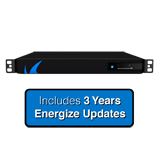Barracuda Message Archiver 150 Bundle Appliance - 500GB Storage, Max. 150 Users, 1U - Includes 3 Years Energize Updates
