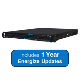 Barracuda Message Archiver 350 Appliance Bundle - 2TB Storage, Max. 500 Users, 1U Rackmount - Includes 1 Year Energize Updates