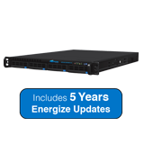 Barracuda Message Archiver 350 Appliance Bundle - 2TB Storage, Max. 500 Users, 1U Rackmount - Includes 5 Years Energize Updates