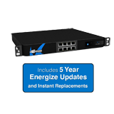 Barracuda Security Suite IS300 Integrated Web Filter & Firewall - Includes 5 Years Energize Updates and Instant Replacement