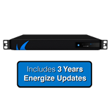 Barracuda Networks 380 SSL VPN 1U Appliance with 3 Years Energize Updates