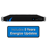 Barracuda Networks 480 SSL VPN 1U Appliance Bundle, 100 Maximum Concurrent Users - Includes 5 Years Energize Updates