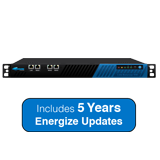 Barracuda Networks 330 Link Balancer, 65Mbps Throughput with 3 Internet Link Connections - Includes 5 Years Energize Updates