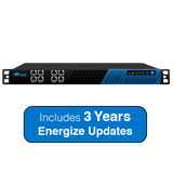 Barracuda Networks 430 Link Balancer, 250Mbps Throughput with 7 Internet Link Connections - Includes 3 Years Energize Updates