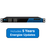 Barracuda Networks 430 Link Balancer, 250Mbps Throughput with 7 Internet Link Connections - Includes 5 Years Energize Updates