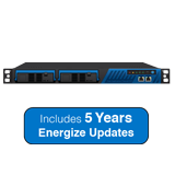 Barracuda Networks 660 Web Application Firewall 1U Appliance Bundle - 100Mbps Throughput - 5 Years Energize Updates