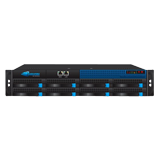 Barracuda Networks 810 Web Security Gateway - Up to 750Mbps Throughput, 1,500-5,000 Concurrent Users